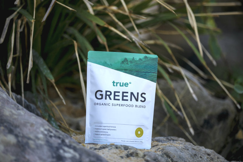 Supplements for Female Weight Loss - Ep3 Greens Powder