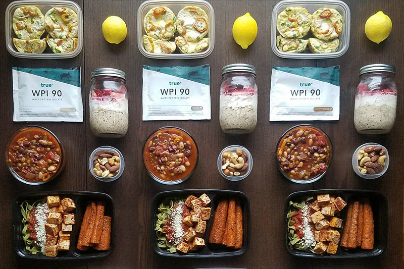 Vegetarian Meal Prep with Marek Fitness no. 2