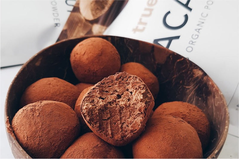 4-Ingredient Protein Balls