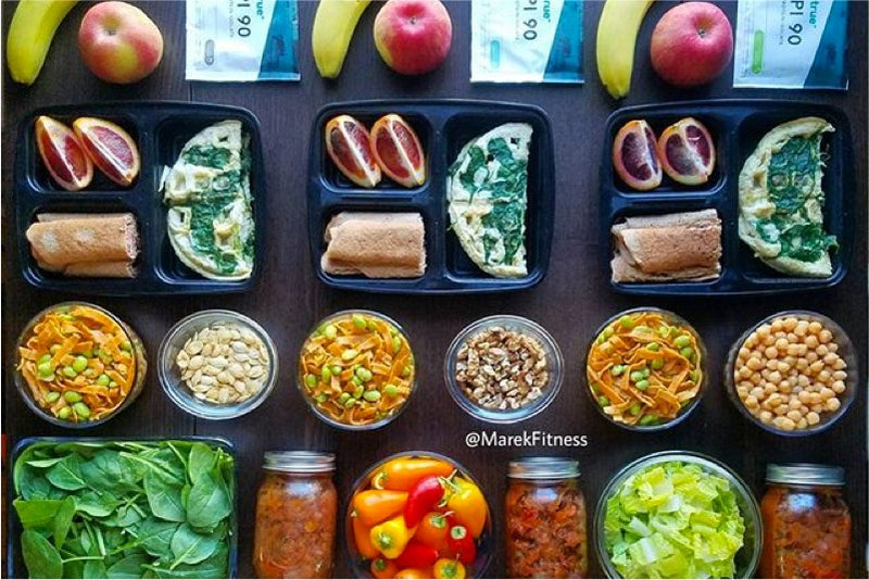Vegetarian Meal Prep with Marek Fitness no. 6