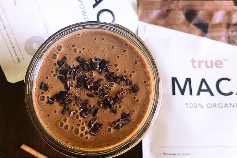 Coffee MCT Smoothie