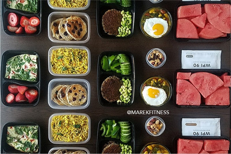 Vegetarian Meal Prep with Marek Fitness no. 8