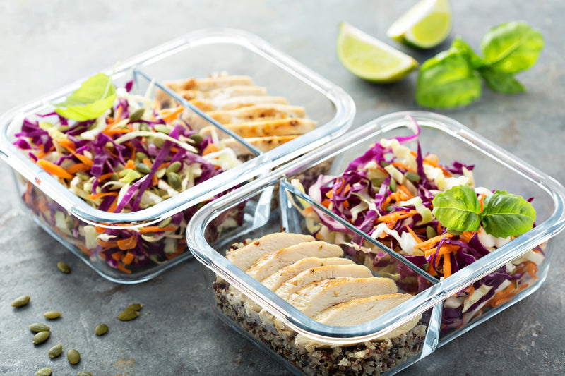 7-Day Low Calorie Meal Prep Plan