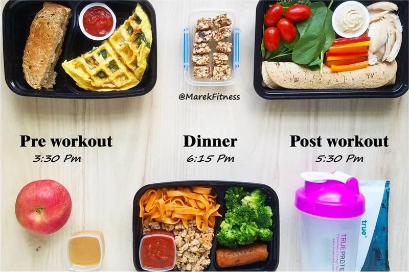 Low Calorie & Carb Meal Prep by Marek Fitness no. 12