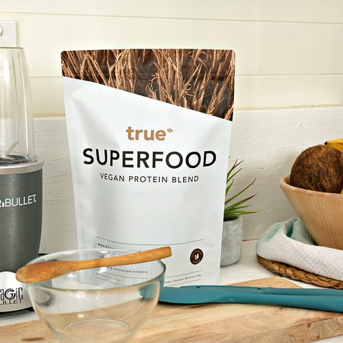 Introducing True Superfood: The Ultimate Vegan Protein Blend