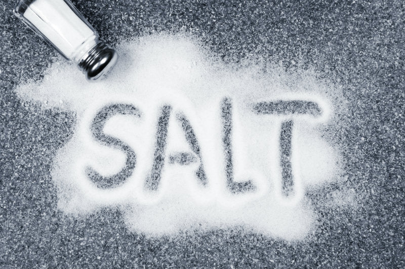 Salt: How Much is Too Much?