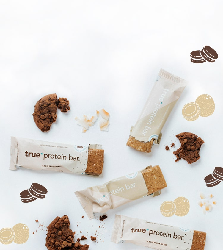 New Protein Bar Flavours