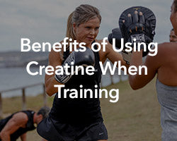 What is Creatine? Benefits of Using Creatine when Training