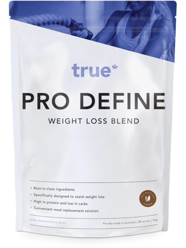 True Pro Define Weight Loss Meal Replacement Shake