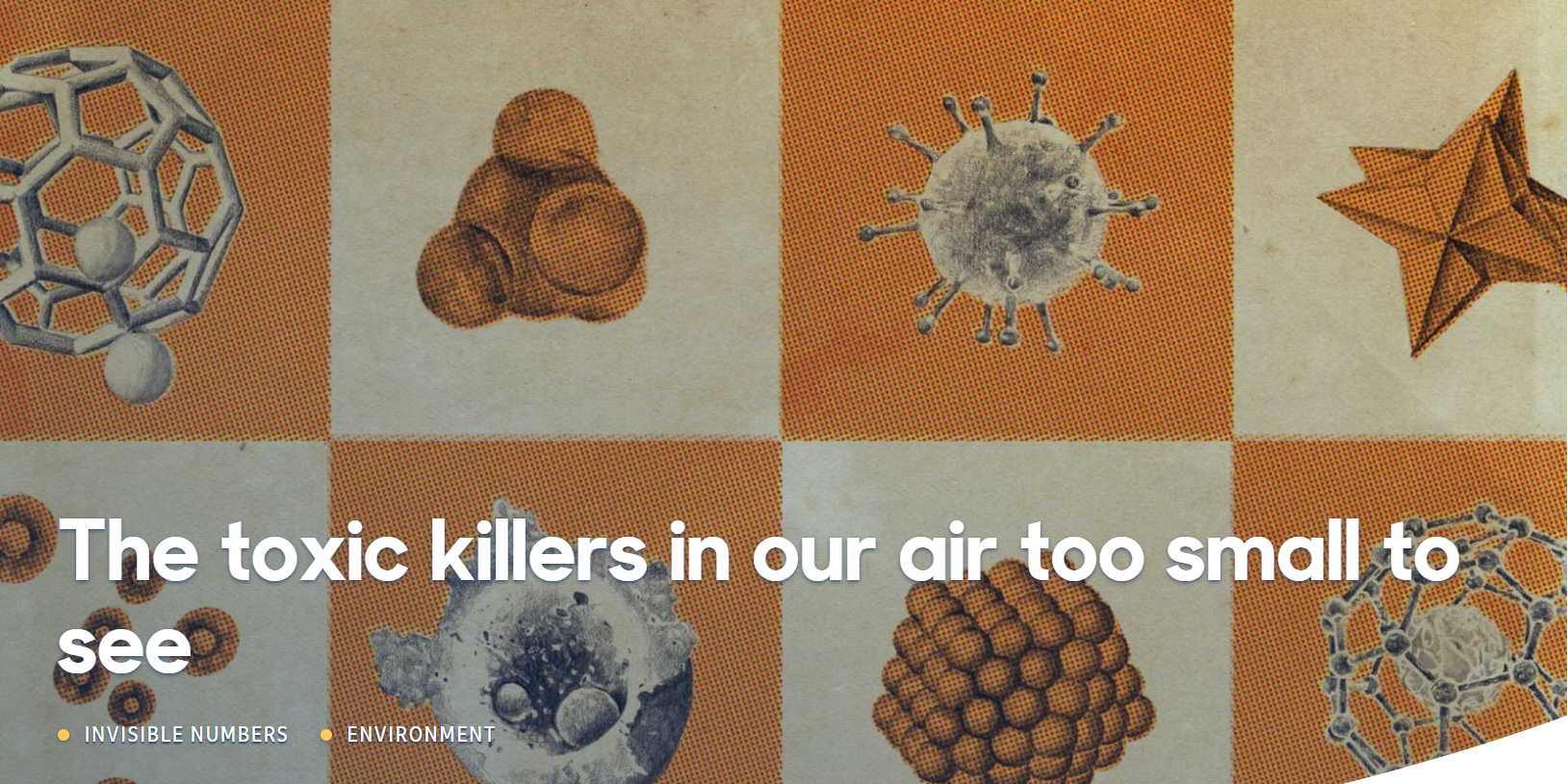 BBC: The toxic killers in our air too small to see