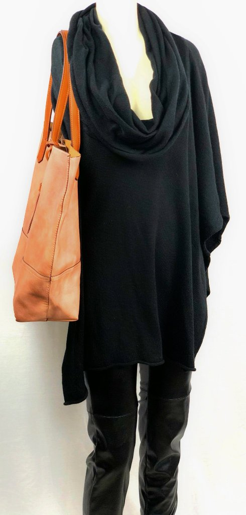 Lovestitch Big Cowl Poncho