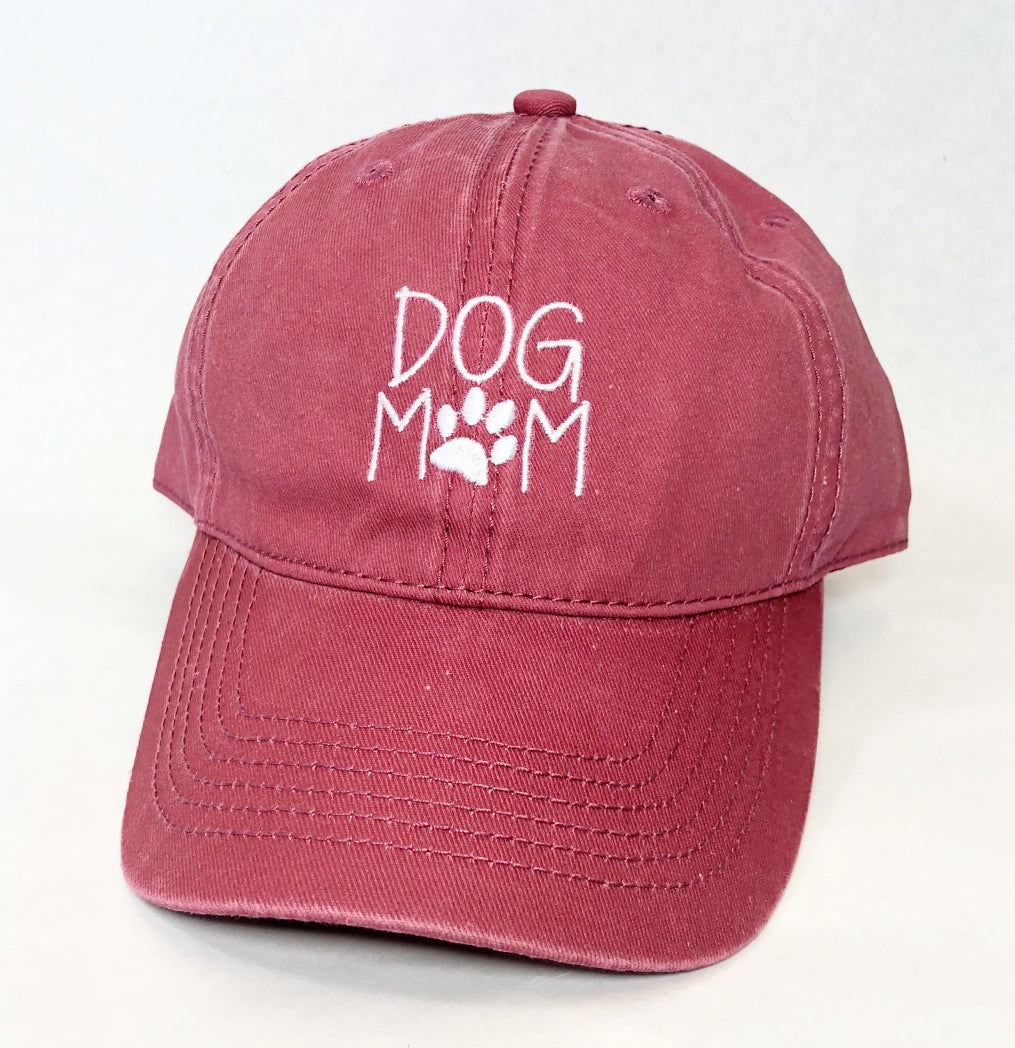 Dog Mom Hat - Be a proud Doggie Mommy!