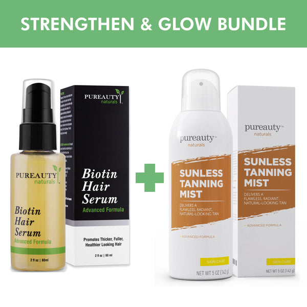 Strengthen & Glow Bundle