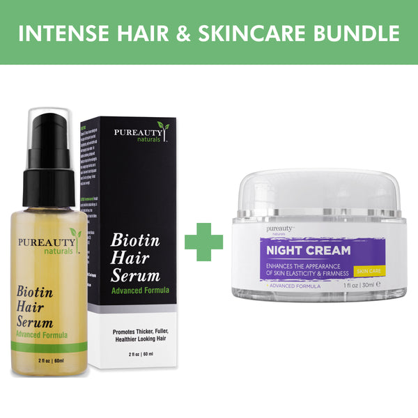 Intense Hair & Skincare Bundle
