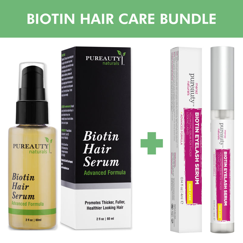 Biotin Hair Care Bundle