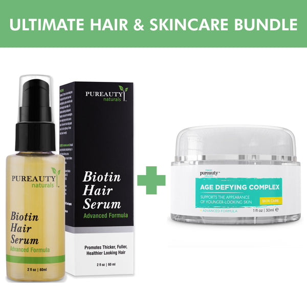 Ultimate Hair & Skincare Bundle