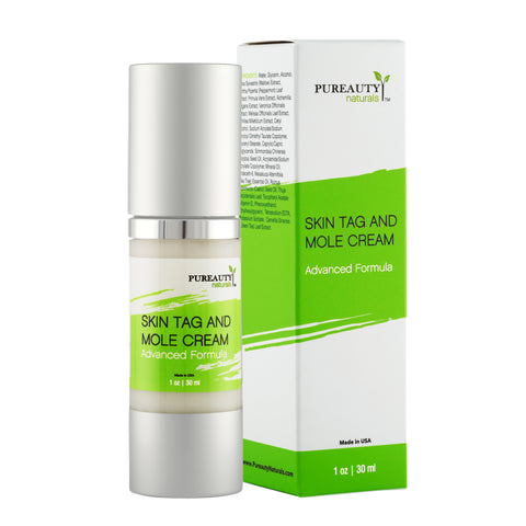 Skin Tag Mole and Wart Cream