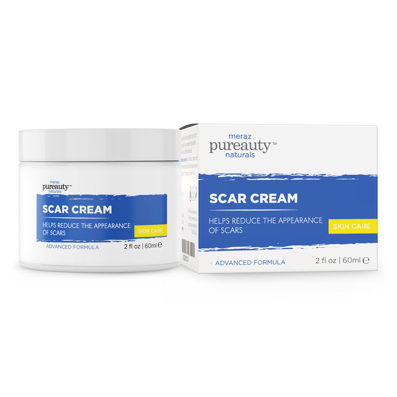 Scar Cream - Advanced Formula