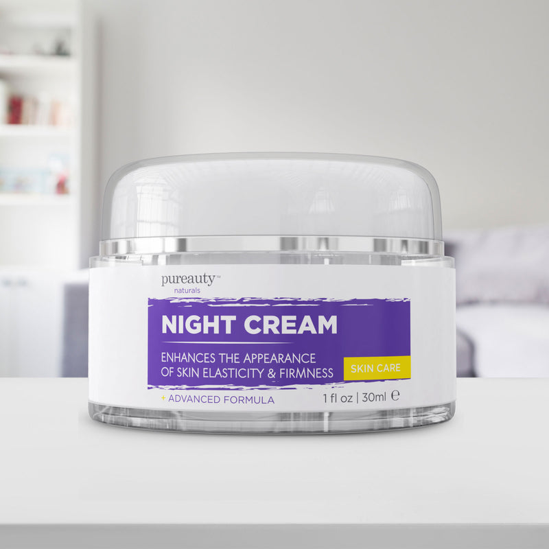 Night Cream Moisturizer for Face & Neck