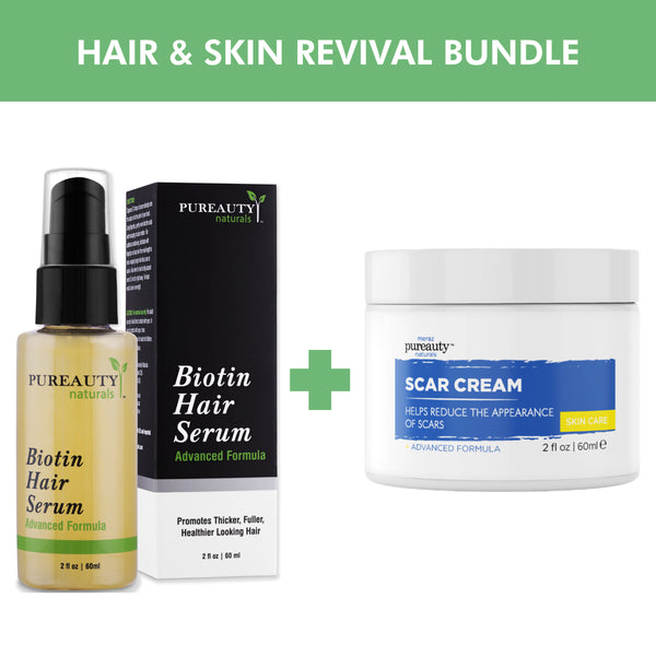 Hair & Skin Revival Bundle