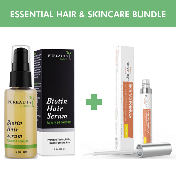 Essential Hair & Skincare Bundle