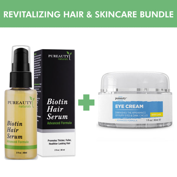 Revitalizing Hair & Skincare Bundle