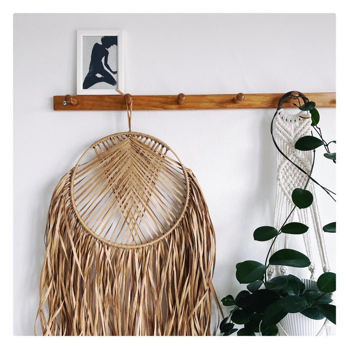 Macrame Wall Hanging - Afina (brown)
