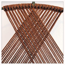 Load image into Gallery viewer, Krenn - Macrame and Iron Plant Hanger with pot