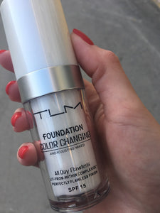 AmoreZap Self-Adaptive All-Skin Foundation