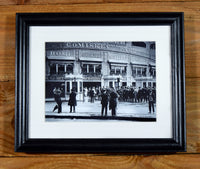 Comiskey Park - Chicago White Sox Ball Park 1920's - Sports Wall Hanging