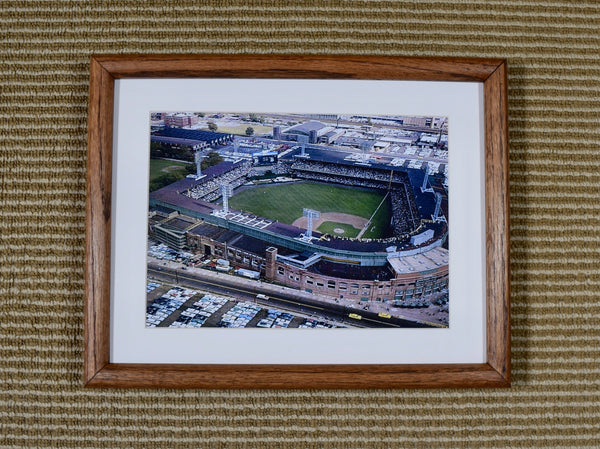 Comiskey Park - Home of the White Sox 1912-1990