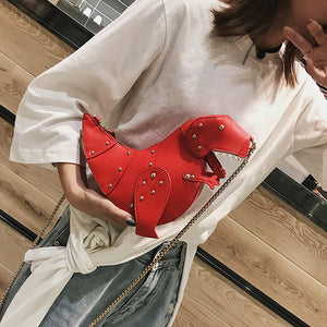 Cute T-Rex Hand Bag