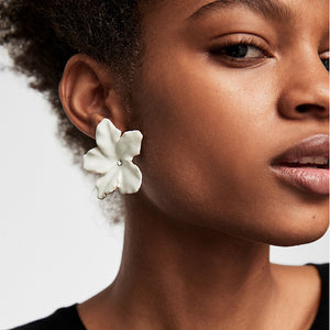 5 Petal Earrings