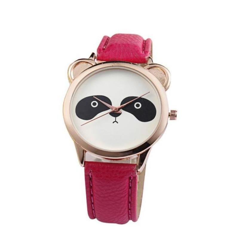 Lil Fuzzy Panda Watch