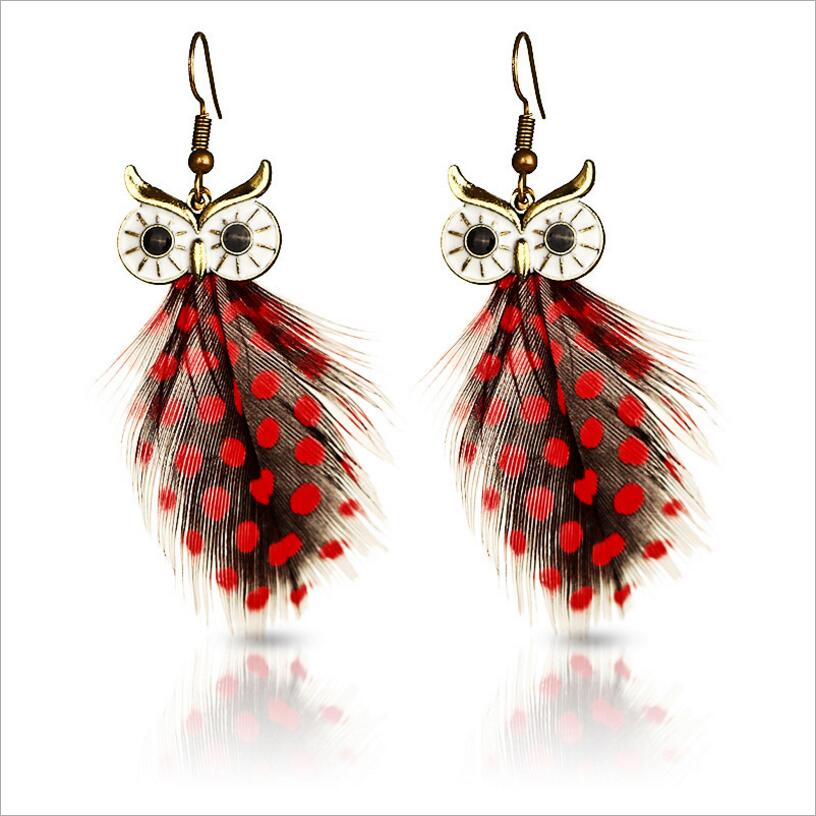 Owli-Pea Earrings