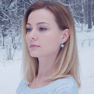 Snow Frost Earrings