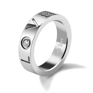 Our Love Couple Ring