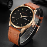 CITY Leather Watch