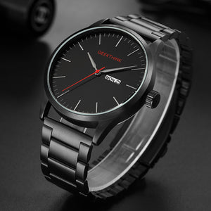 CITY Steel Watch