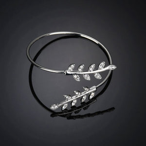 Leaves Bangle
