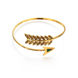 Vintage arrow Bangle