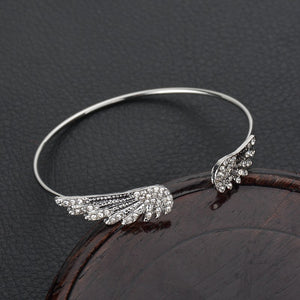Winged Bangle