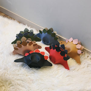 DINO BAGS NEW LIMITED EDITION - SMALL DINOSAUR SHAPED HANDBAGS