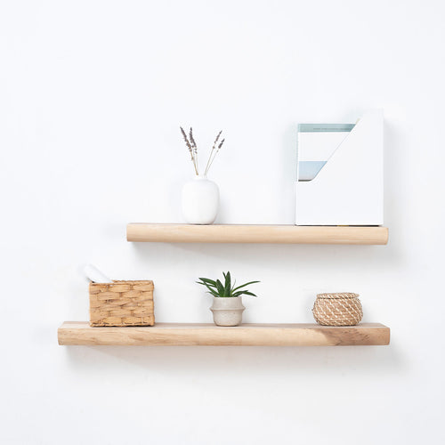 Natura Estante de pared madera