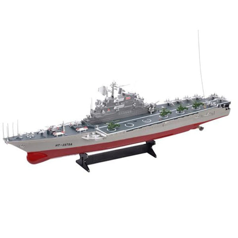 30 Warship Radio Control Aircraft Carrier Highly Detailed Model