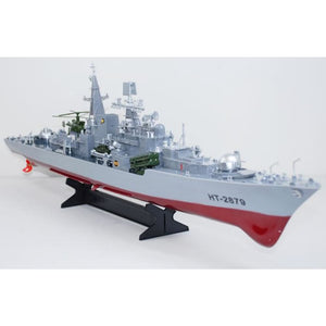 31 in. 1:115 Destroyer Remote Control Electric Battle RC Ship