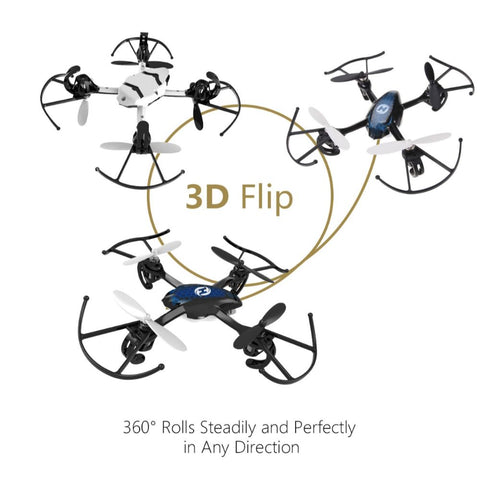 Image of Holy Stone HS170 Predator Mini RC Helicopter Drone 2.4Ghz 6-Axis Gyro 4 Channels Quadcopter