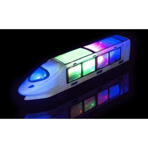 3D Lightning Electric Train Toy With Music