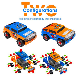 Build Your Own Race Cars Project Kit