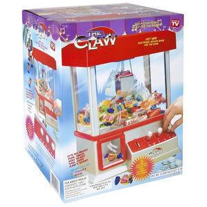 Carnival Crane Claw Game - With Animation And Sounds